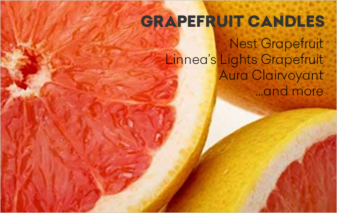 Finding the Best Grapefruit Candle - Bon Bougie