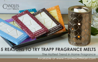 Trapp Home Fragrance Melts