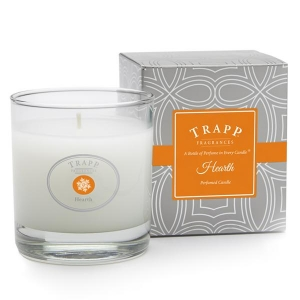 Trapp Hearth Candle