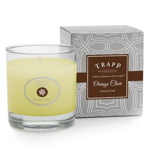 Trapp Orange Clove Candle