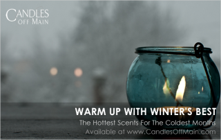 Best Selling Winter Candles
