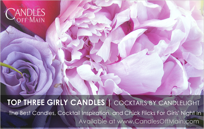 girly candles