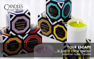 Jonathan Adler Candles