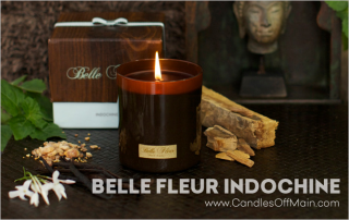 Belle Fleur Indochine Candle