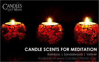 Candle Meditation Scents