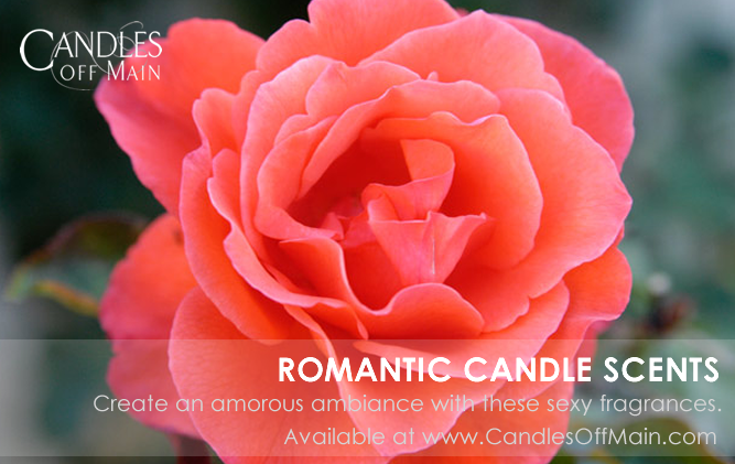 Romantic Candle Scents