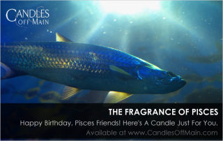 Candles For Pisces